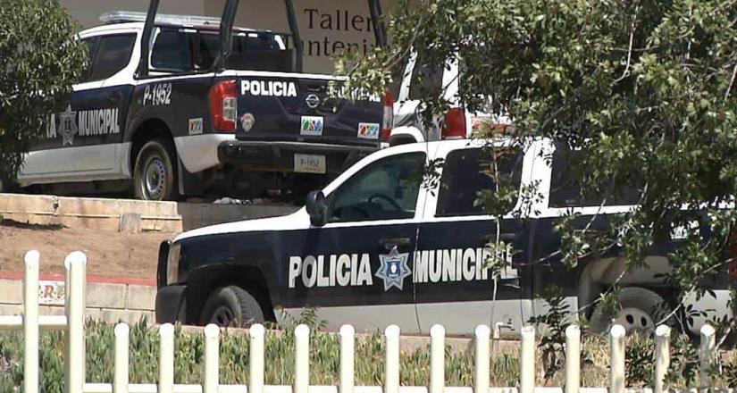 Delegación Valle de las Palmas pueblo sin ley