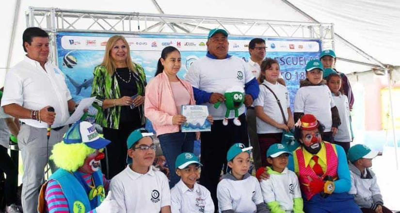 Destaca Tijuana en programa escolar de reciclaje