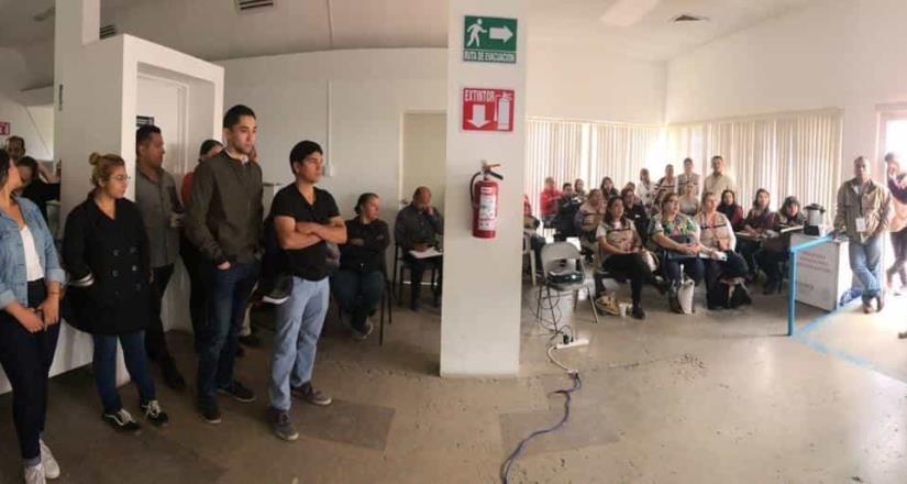Imparten cursos de capacitación a Servidores de la Nación