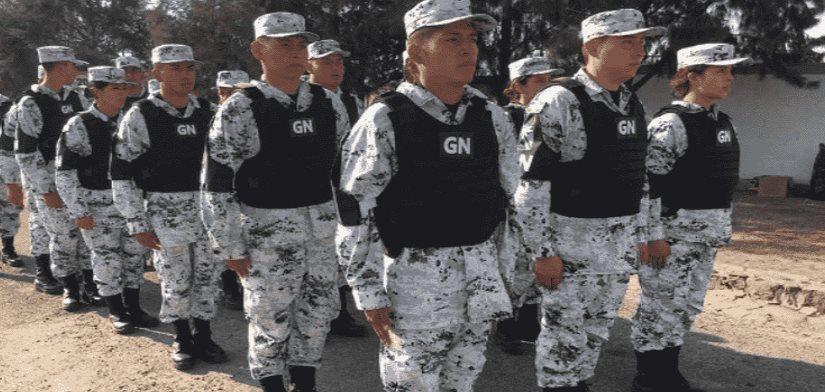 Despliegue de GN y Ejército, para evitar confrontación con EU: AMLO