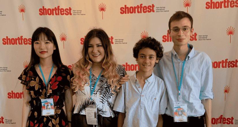 """Tree #3"", se corona con premio en el  Palm Springs International ShortFest"