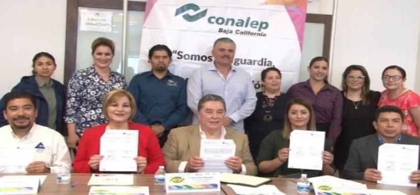 Consolidan Modelo de Inclusión CONALEP con el sector productivo