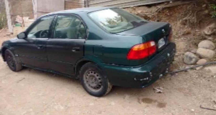 Recupera PEP en Tijuana dos vehículos con reporte de robo