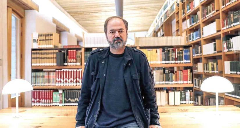 Juan Villoro entre poesía y música