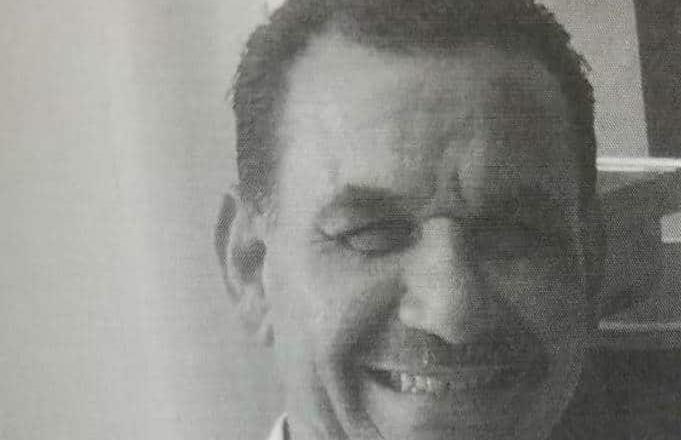 Extraviado: Hombre de 55 años