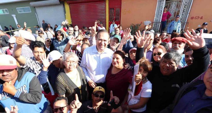 Asegura González Cruz a Tijuanenses que habrá total transparencia