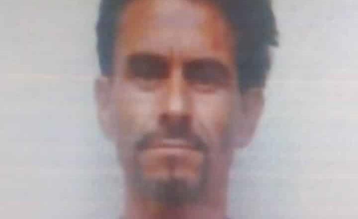 Ex traviado Alejandro Moreno Ordorica de 42 años