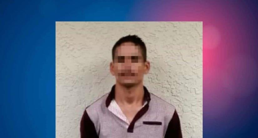 Arrestan a sujeto con más de 4 kilos de marihuana