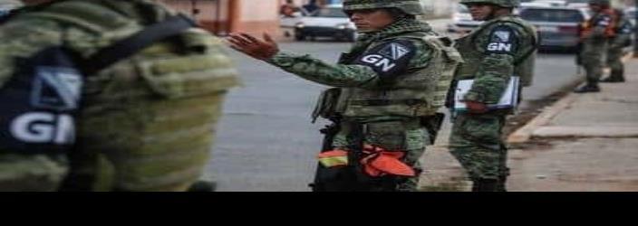 Guardia Nacional iniciará este domingo con 70 mil elementos