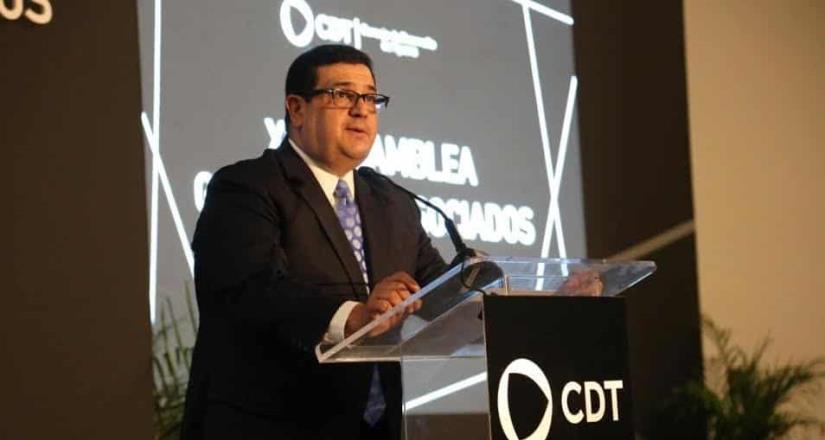 Resalta titular de Sedeti trabajo coordinado entre gobierno y CDT