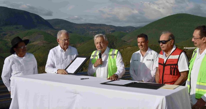 Supervisión de la Carretera Mitla-Tehuantepec II