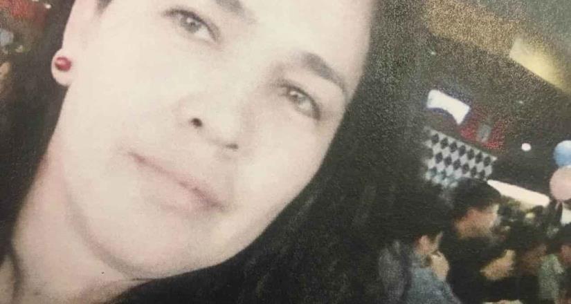 Extraviada: Mujer de 40 años