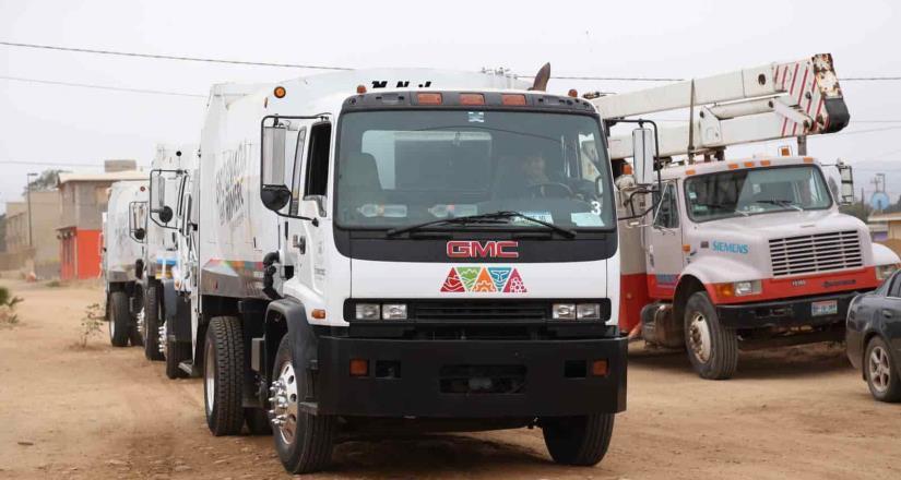 Preparan una jornada de limpieza en las comunidades