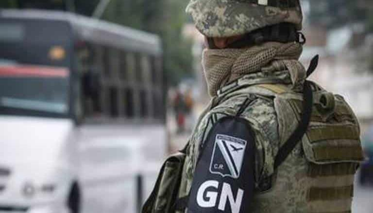 Instan a implementar estrategias concretas de la Guardia Nacional