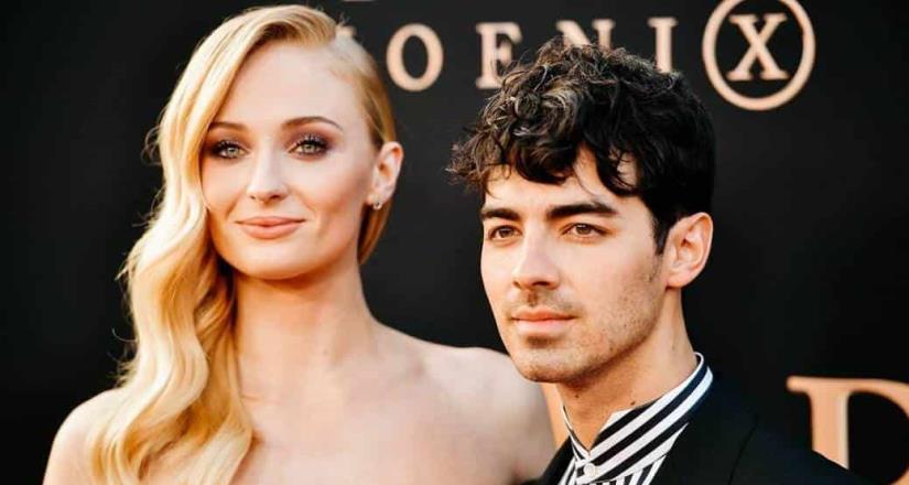 Sophie Turner y Joe Jonas se casan por segunda vez