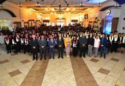 Nueva generación de la secundaria 85 de San Quintín