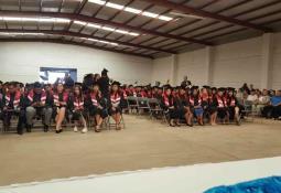 Cerca de 500 estudiantes completaron sus estudios en el CBTA 146