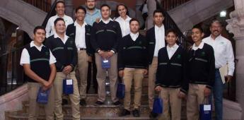 Alumnos del Conalep de Aguascalientes visitarán la NASA
