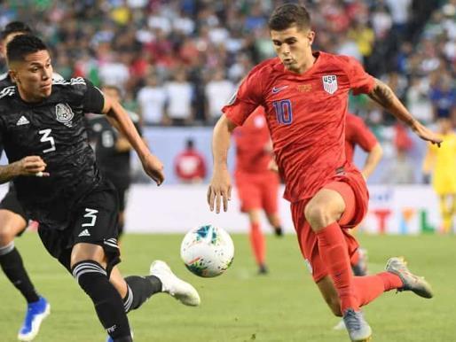 Mexico es campeón de la Copa Oro 2019 ganando a Estados Unidos con un marcador de 1-0