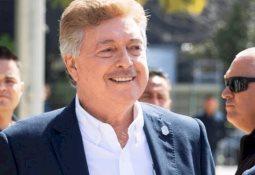 Recibe Gobernador Kiko Vega presidente municipal electo de Tijuana Arturo González Cruz