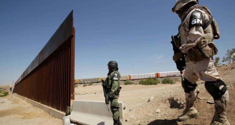Caen arrestos en la frontera sur de EU