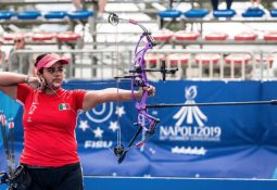 Balleza y Sánchez consiguen bronce en Mundiales de Natación