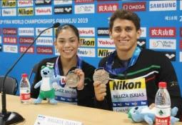 Rommel Pacheco logra la medalla de plata en Mundial de Gwangju