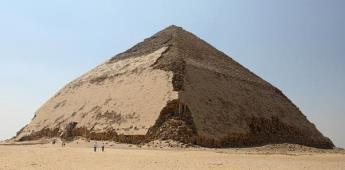 Reapertura de dos de las pirámides más antiguas de Egipto