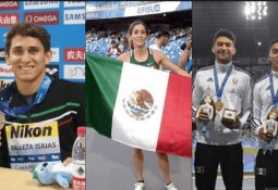 Rommel Pacheco consigue boleto olímpico para México