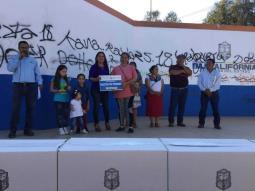 Construirán un área de juegos en el parque Emiliano Zapata