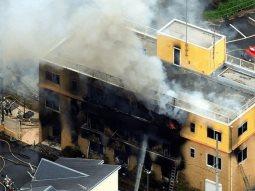 Los animes de Kyoto Animation, estudio incendiado donde murieron 33