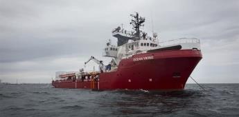 Ocean Viking: vuelven los rescates de migrantes al Mediterráneo