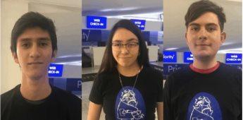 Jóvenes ganan medallas en Olimpiada de Matemáticas