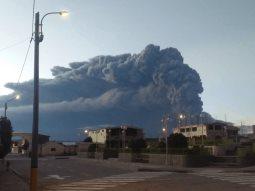 La erupción del volcán Ubinas deja miles de afectados en Perú y Bolivia