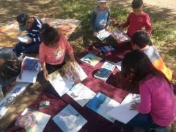 Jornadas de fomento a la lectura en San Quintín