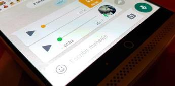 WhatsApp permitirá escuchar los mensajes de voz sin abrir la app