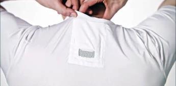 Sony crea camiseta con aire acondicionado incluido