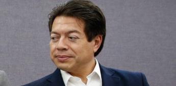 Delgado arranca campaña para dirigencia nacional de Morena