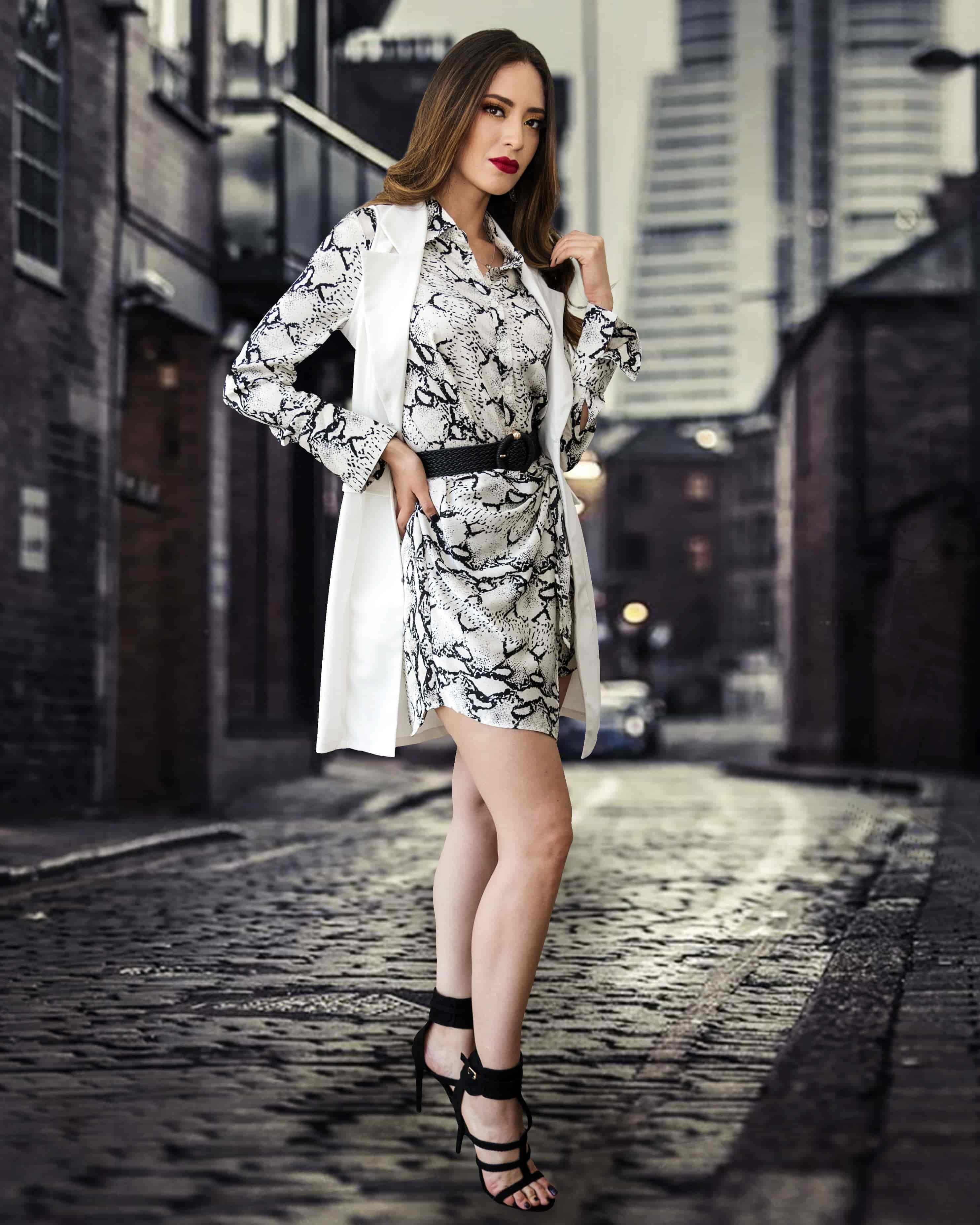 ¡Fashionista , con moda urbana!