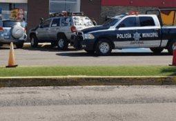 Arresta PEP, INM y GN a norteamericano buscado por intento de homicidio