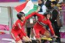 México gana oro en la prueba de velocidad por equipos femenil