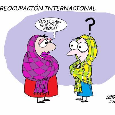 Preocupación Internacional