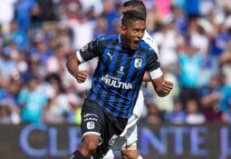 Nico Castillo sufre fractura de peroné