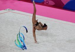 México gana medalla de plata en gimnasia rítmica
