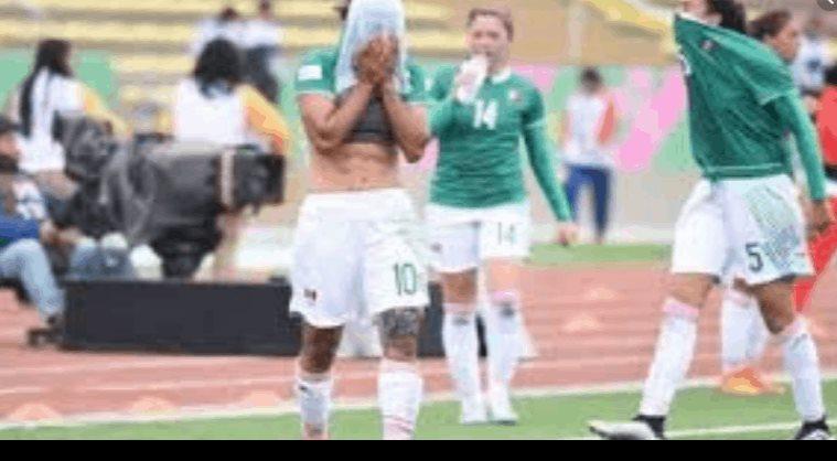 Fracaso de la Selección Femenil de Futbol en Lima