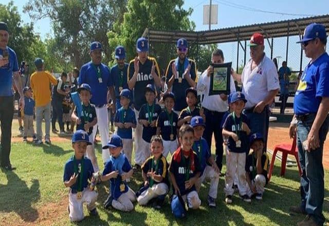 Selección de béisbol de Tijuana ganan el Torneo Nacional de Categoría Zapeta