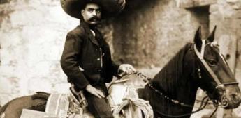 Conmemora AMLO natalicio 140 de Emiliano Zapata