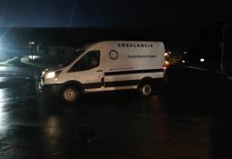 Regresan camión de traslado de valores robado, pero sin dinero