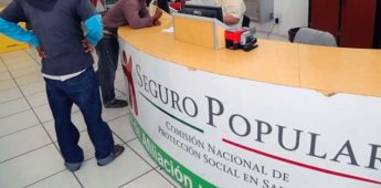 Diputados desaparecerán Seguro Popular en septiembre