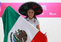 David Álvarez en Frontón da el oro 36 a México en Panamericanos